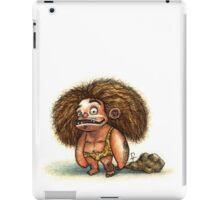 Little Caveman iPad Case/Skin