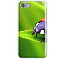 Simple A Lady iPhone Case/Skin