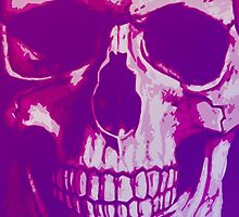 Purple Scull by scardesign11