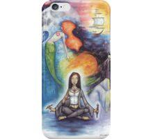 Art is Zen iPhone Case/Skin