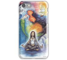 Art is Zen iPhone Case/Skin