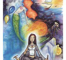 Art is Zen by TinyAmazon