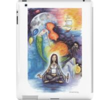 Art is Zen iPad Case/Skin