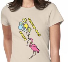 Follow Your Dreams Womens Fitted T-Shirt
