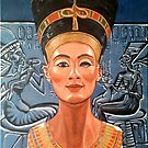 Nefertiti by signaturelaurel