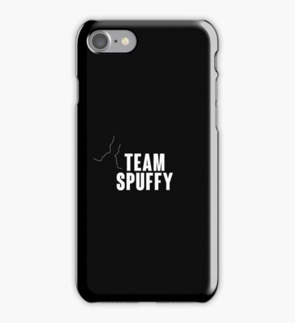 Team SPUFFY iPhone Case/Skin