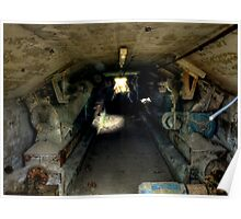 Cement Tunnel Poster