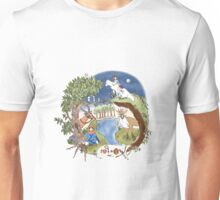 Princess Mononoke Wreath Unisex T-Shirt