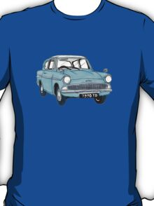 The Weasley Mobile. T-Shirt