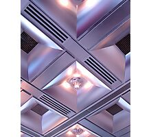 What a Ceiling Photographic Print
