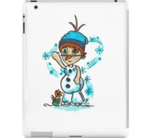 Cosplay Kids - Olaf iPad Case/Skin