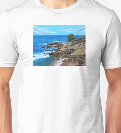Laguna Beach, Heisler Park Plein Air Unisex T-Shirt