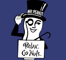Mr.Peanut Unisex T-Shirt