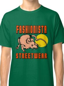 FASHIONISTA RAT RACE Classic T-Shirt