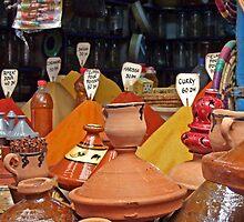 Spice Souk by Intrepix