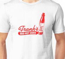 FRANK'S HOT SAUCE Unisex T-Shirt