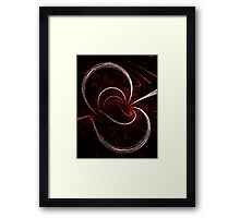 In My Blood Framed Print