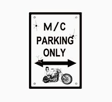 motorcycle parking Women's Tank Top