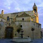 Iglesia de Nuestra Señora de la O, Rota Spain by fototaker