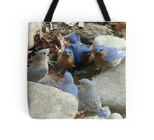 Flock Around, Everybody!  Tote Bag