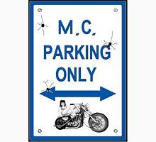 M.C. Parking 5 Unisex T-Shirt