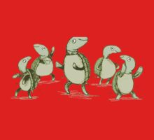Dancing Turtles Kids Clothes
