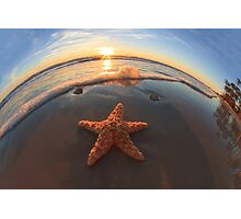 Two Stars Photographic Print