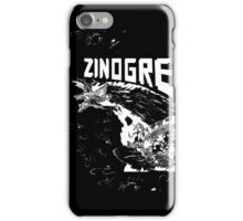 Monster Hunter- Zinogre Roar Design White iPhone Case/Skin