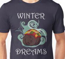 Winter dreams Unisex T-Shirt