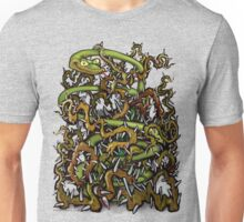 Serpent n Thorns Unisex T-Shirt