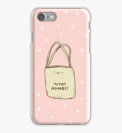 Totes Adorbs! iPhone Case/Skin