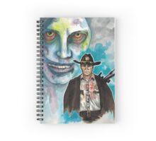 Grimes Spiral Notebook