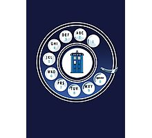 Call the Doctor Photographic Print