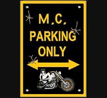MC Parking 4 Unisex T-Shirt