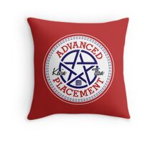 Advanced Placement  Throw Pillow