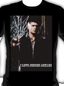 I Love Jensen Ackles T-Shirt