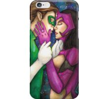 Lantern Love iPhone Case/Skin