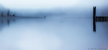 Misty Blue by Annie Lemay  Photography