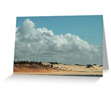 Greetings From Brazil  Greeting Card