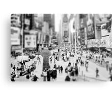 On Times Square  Metal Print