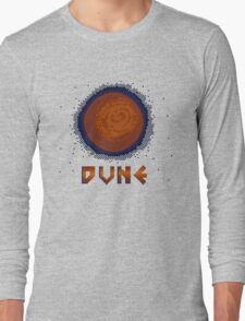 DUNE 8bit Long Sleeve T-Shirt