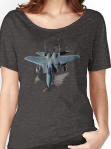 F15 Eagle Women's Relaxed Fit T-Shirt