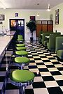 The SkyWay Diner by Jan  Tribe