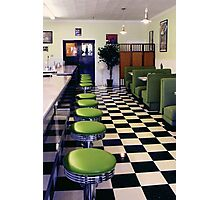 The SkyWay Diner Photographic Print