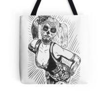 Sugar Harley Tote Bag