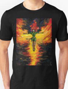 Fire Made Flesh Unisex T-Shirt