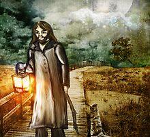 The Hermit IX by fixtape