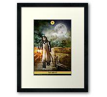 The Hermit IX Framed Print