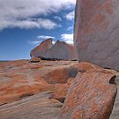 Remarkable Rocks, Kangaroo Island, South Australia by Adrian Paul