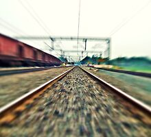 Life on Fast Tracks! by Kalyan29883